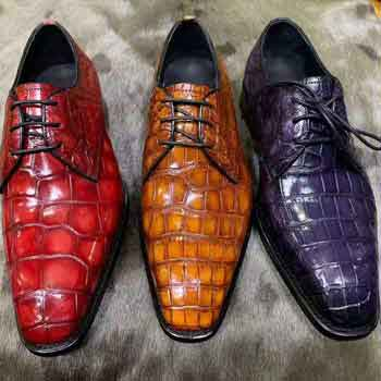 Alligator shoes wholesale