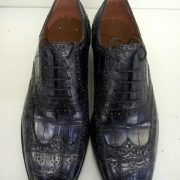 Men Wingtip Lace Up Classic Brogue Oxford