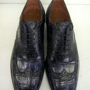 Men Wingtip Lace Up Classic Brogue Oxford