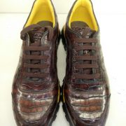 Casual Athletic Men Alligator Sport Running Shoes