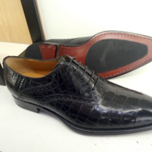 Wholesale Breathable Men Business Oxford Shoes