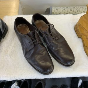 Goodyear Horse Leather Oxford shoes Brown