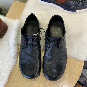 Horse Leather Fashion Men Casual Shoes