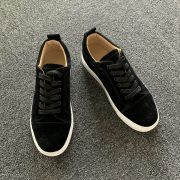Classic Handmade Suede Male Trainer Shoes