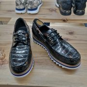 Men's Comfortable Alligator Shoes