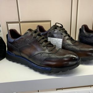 Fashion Running or Walking Ostrich Shoes for Casual