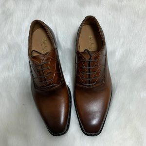 High Grade Goodyear Blucher Leather Dress Shoes For Office