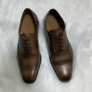 Goodyear Wedding Business Formal Leather Oxford Shoes