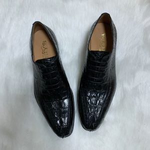 Latest Wholesale Real Crocodile Leather Men Shoes