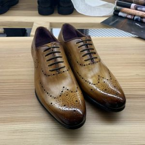 Classic Man Leather Shoes