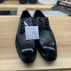 Mens Office Shoes Genuine Leather Shoes