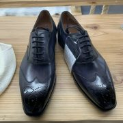 Handcrafted Brogue Men Shoes