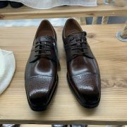 New Design Men Leather Dress Shoes