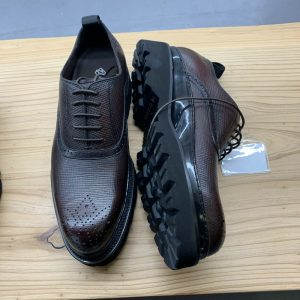 Platform Oxford Classic Men Lace-up Shoes