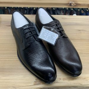 New Model Cloth Leather Oxford Shoes