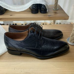 Men's Formal Lace-Up Modern Career Shoes