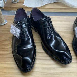Fashion Business Formal Patent Leather Shoes