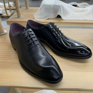 Newest Design Fashion Trend Leather Shoes