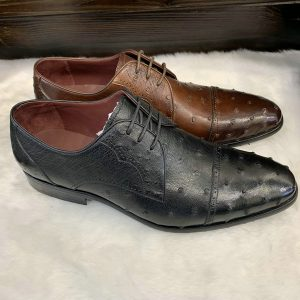 Newest Style Grain Leather Formal Dressing Shoes