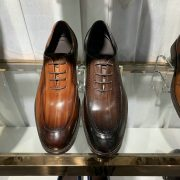 Customize Stylish Leather Shoes For Men