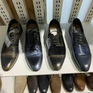 Fashion Men Leather Soft Business Casual Shoes MBPL1053