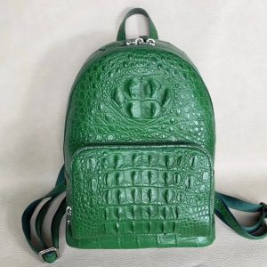 Crocodile Lady Backpacks