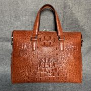 Fashion Customized Crocodile Mens Bag