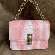Python Skin Handbag China Manufacturer