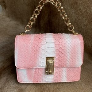 Python Skin Handbag China Manufacturer