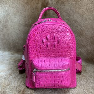 Chic Baby Crocodile Mini Backpack