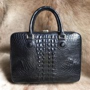 High Quality Crocodile Briefcase