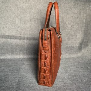Fashion Customized Crocodile Mens Bag