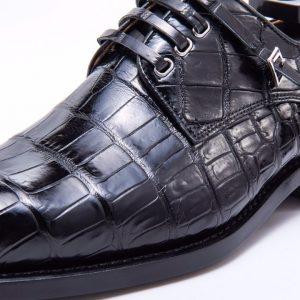Wholesale Men Business Genuine Alligator Shoes