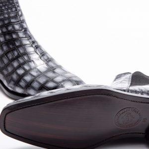 Men's Crocodile Chelsea Boot