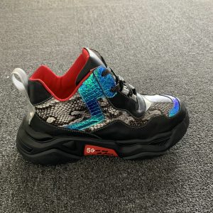 Mens Mesh Essential multicoloured Sneaker
