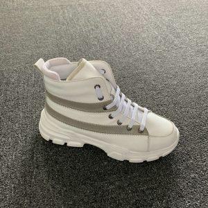 Boy's Low-Top Sneakers Mesh Running shoe