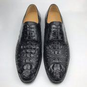 Men's Dress Crocodile Print Fashion Shoe