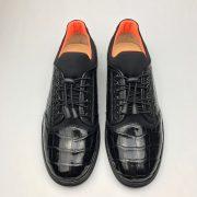 Men's Crocodile Casual Breathable Flat Shoes