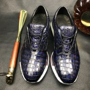 Casual Shoes Summer Sneakers Crocodile Breathable Shoes