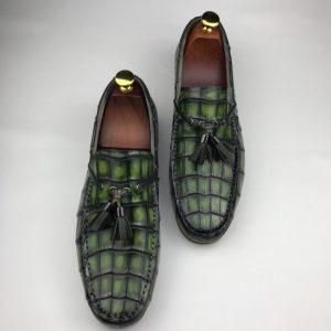 Men's Leisure Vintage Flat Boat Shoes