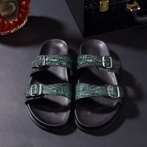 Crocodile Non-slip Summer Sandals
