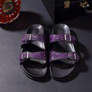 Men's Fashion Wear Crocodile Slippers