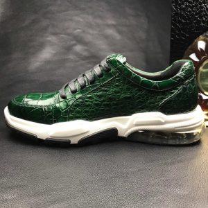 Men Crocodile Outdoor Sports Shoes