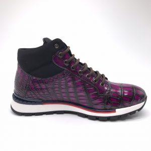 Men's Classic Crocodile Shoes Dress Shoes