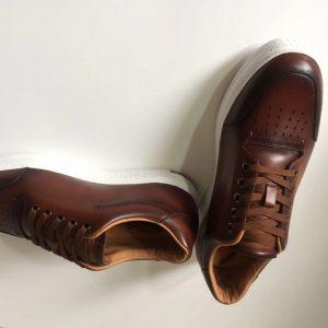 Genuine Leather Authentic Wholesale Sneakers Men