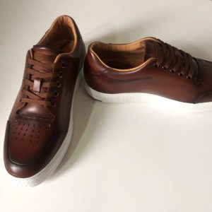 Genuine Leather Authentic Wholesale Sneakers Men