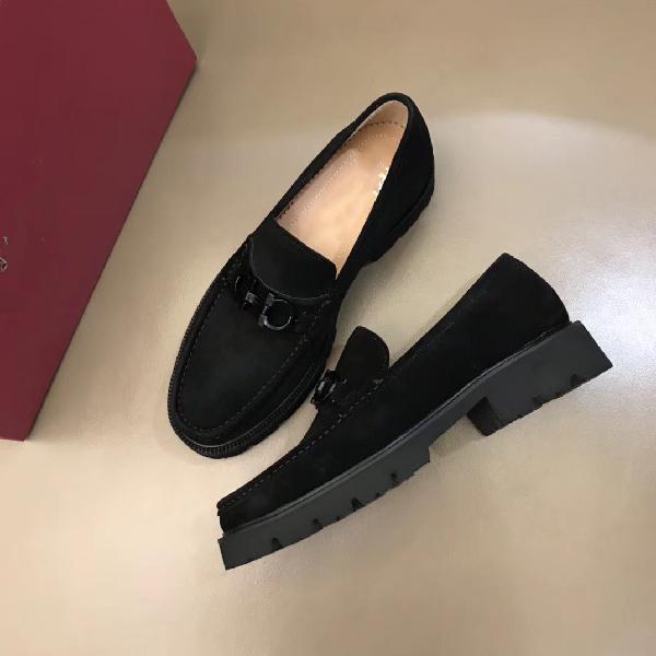 Custom Walk Suede Loafer Shoe Comfort Flat Mens Slippers2