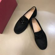 Custom Walk Suede Loafer Shoe Comfort Flat Mens Slippers3