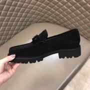 Custom Walk Suede Loafer Shoe Comfort Flat Mens Slippers5