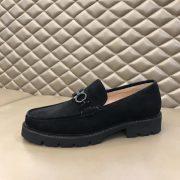 Custom Walk Suede Loafer Shoe Comfort Flat Mens Slippers8